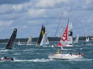 Brewin Dolphin RS Elite International Grand Prix @ Royal Yacht Squadron,