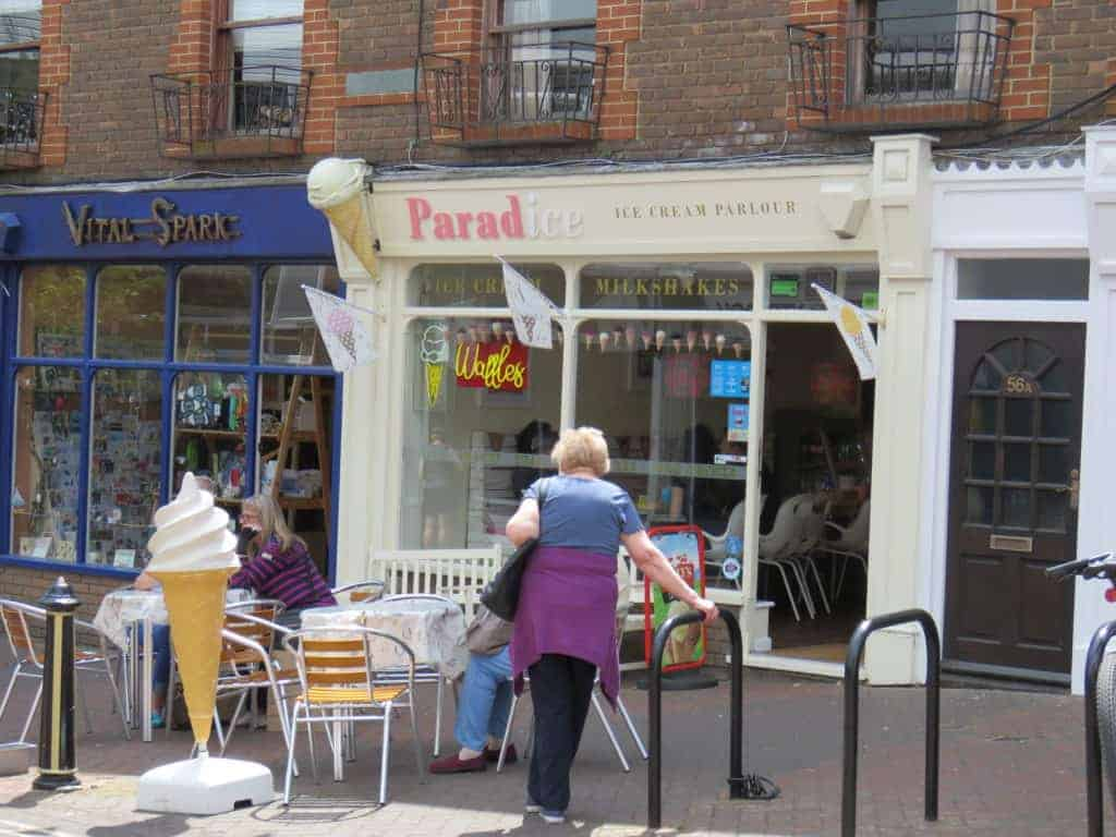 Paradice Ice Cream Parlour