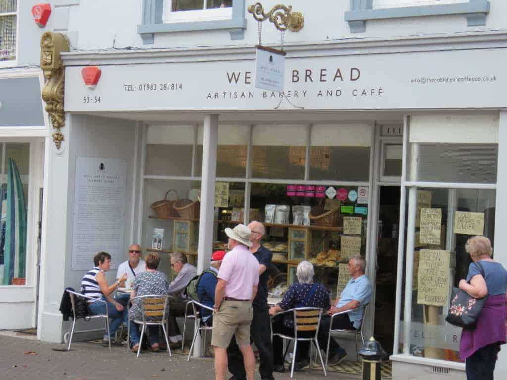 Well Bread Artisan Bakery & Cafe