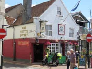 Open Mic Night @ The Vectis Tavern