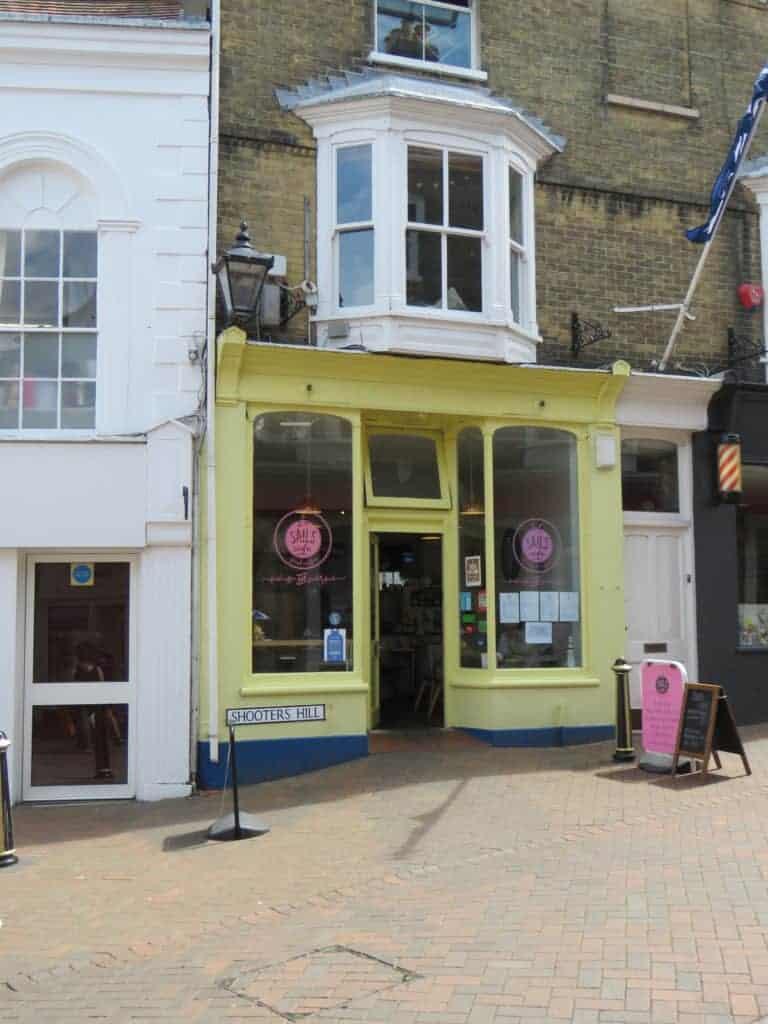 Sails Cafe