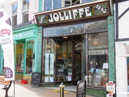 Jolliffes Eatery