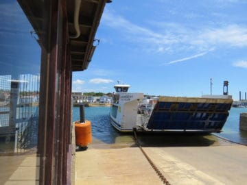 Cowes Chain Ferry