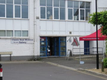 The Classic Boat Museum - East Cowes Gallery
