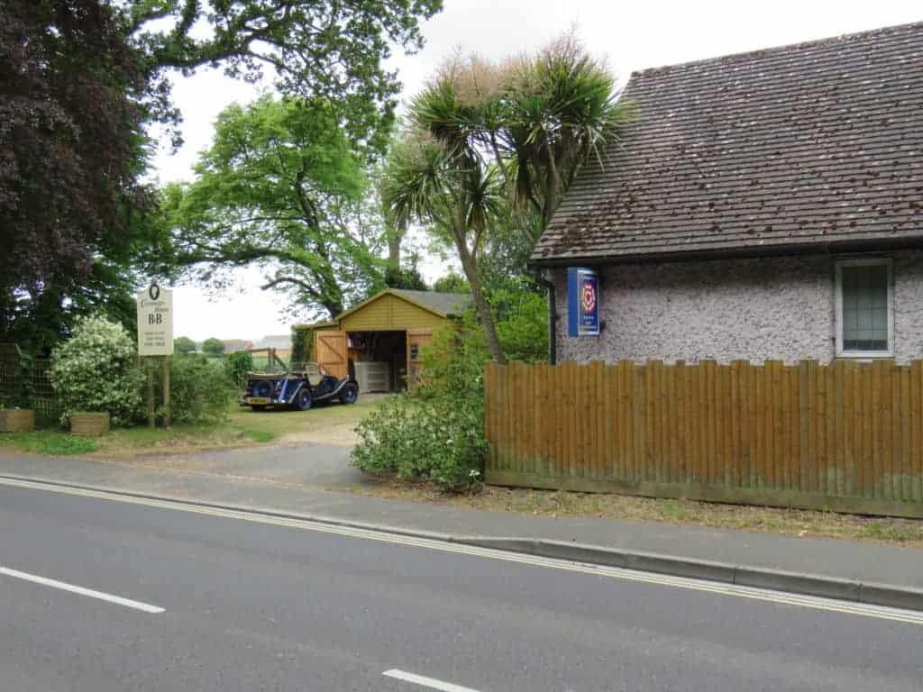 Crossways House