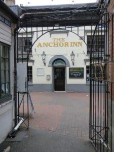Shock the Monkey @ The Anchor Inn