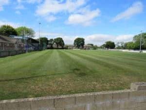 Cowes Sports - Football   -   Home Games @ Cowes Sports Football Club