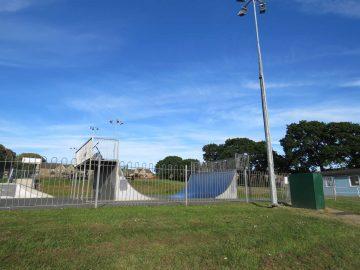 East Cowes skatepark