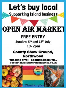 Open Air Market @ County Showground