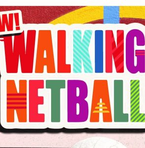 Walking Netball at Cowes Enterprise College @ Cowes Enterprise College