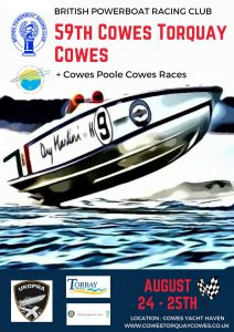 59th Cowes Torquay Cowes Powerboat Race